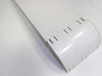 Квадропрофиль для световых коробов